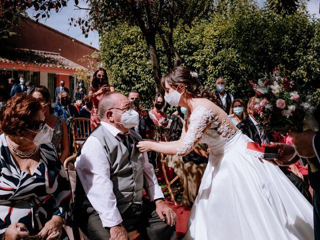 La boda de Tomy y Sheila en Velilla De San Antonio, Madrid 30