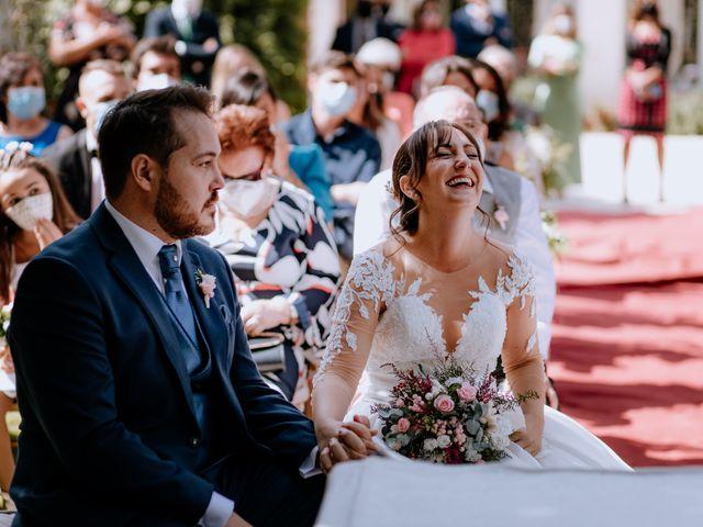 La boda de Tomy y Sheila en Velilla De San Antonio, Madrid 31