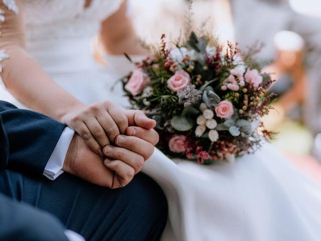 La boda de Tomy y Sheila en Velilla De San Antonio, Madrid 32