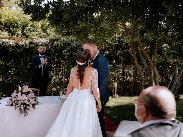 La boda de Tomy y Sheila en Velilla De San Antonio, Madrid 35