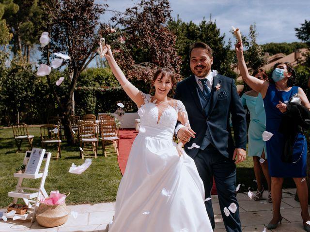La boda de Tomy y Sheila en Velilla De San Antonio, Madrid 36