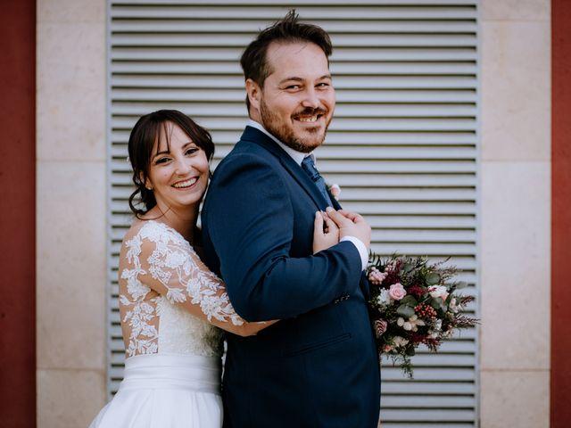 La boda de Tomy y Sheila en Velilla De San Antonio, Madrid 37