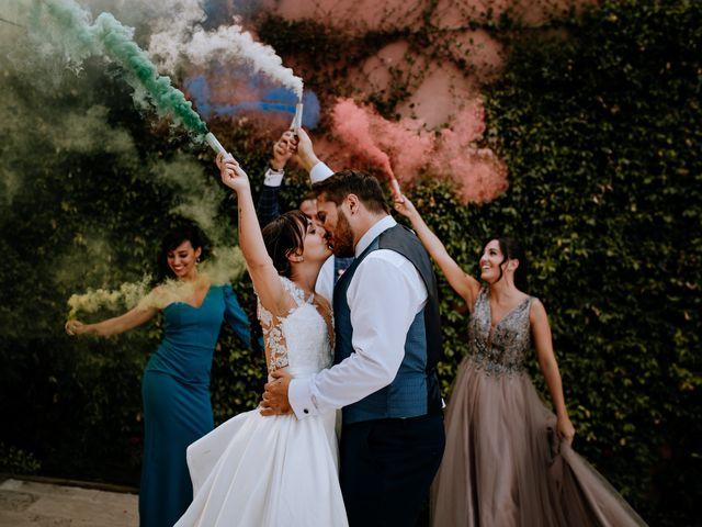 La boda de Tomy y Sheila en Velilla De San Antonio, Madrid 42