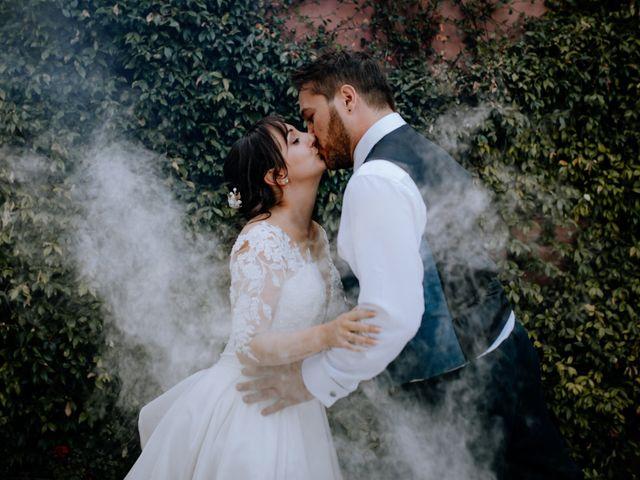 La boda de Tomy y Sheila en Velilla De San Antonio, Madrid 43