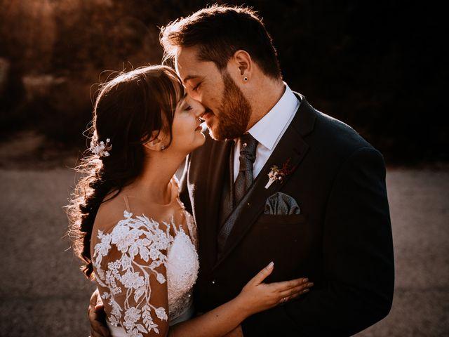 La boda de Tomy y Sheila en Velilla De San Antonio, Madrid 44