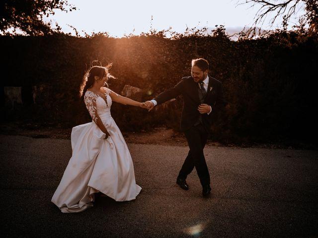 La boda de Tomy y Sheila en Velilla De San Antonio, Madrid 47