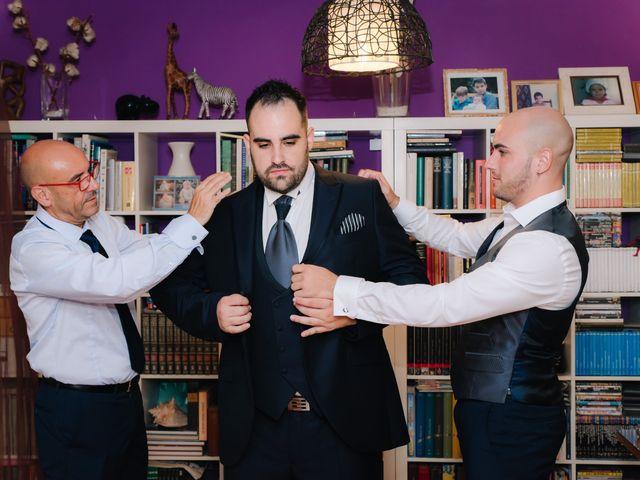 La boda de Rubén y Desi en Cambrils, Tarragona 3
