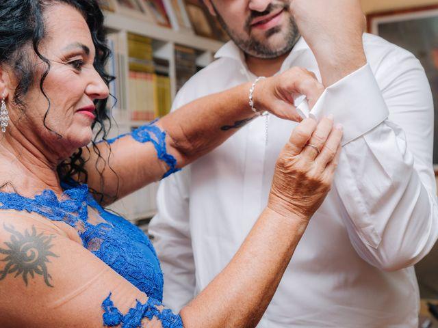 La boda de Rubén y Desi en Cambrils, Tarragona 5