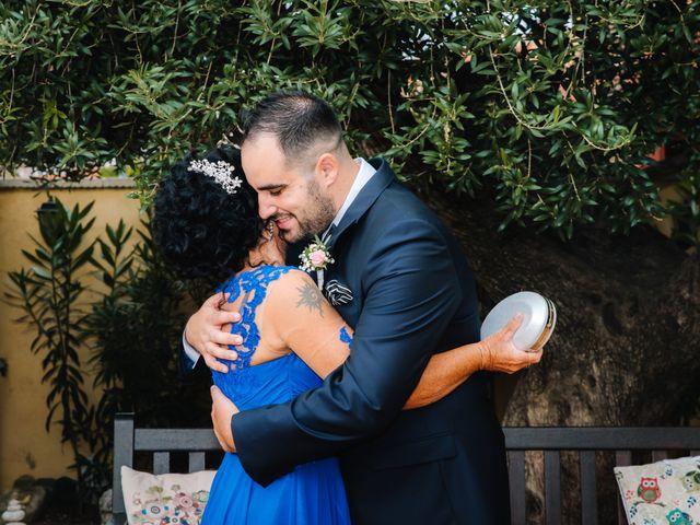 La boda de Rubén y Desi en Cambrils, Tarragona 7