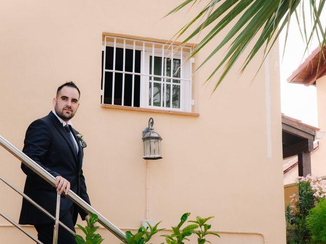 La boda de Rubén y Desi en Cambrils, Tarragona 13