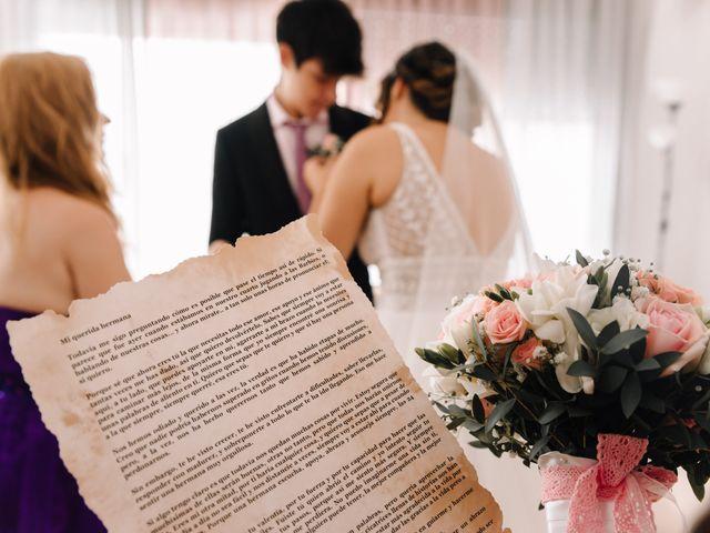 La boda de Rubén y Desi en Cambrils, Tarragona 29