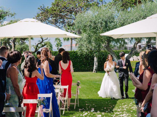 La boda de Rubén y Desi en Cambrils, Tarragona 41