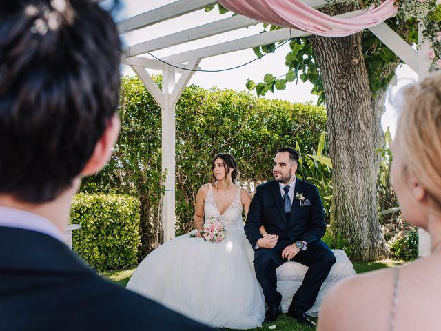 La boda de Rubén y Desi en Cambrils, Tarragona 42