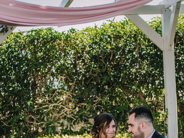 La boda de Rubén y Desi en Cambrils, Tarragona 44
