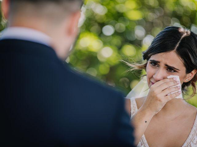 La boda de Rubén y Desi en Cambrils, Tarragona 46