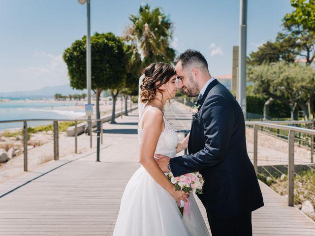 La boda de Rubén y Desi en Cambrils, Tarragona 48