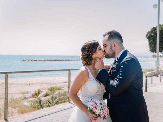 La boda de Rubén y Desi en Cambrils, Tarragona 49