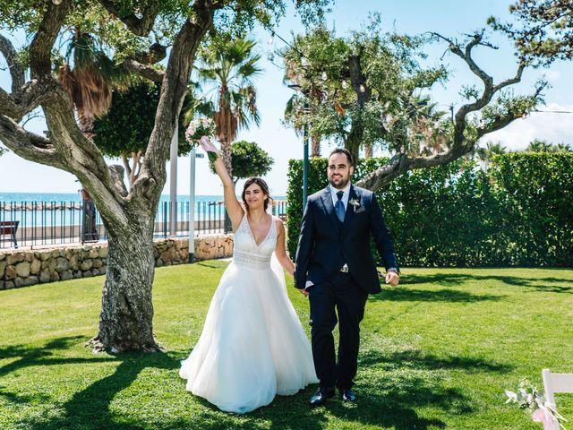 La boda de Rubén y Desi en Cambrils, Tarragona 50