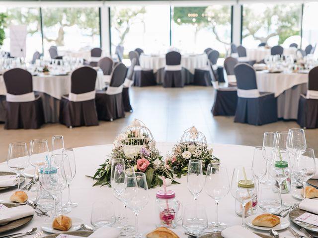 La boda de Rubén y Desi en Cambrils, Tarragona 51