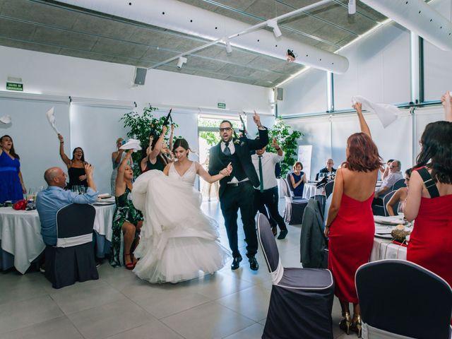 La boda de Rubén y Desi en Cambrils, Tarragona 53