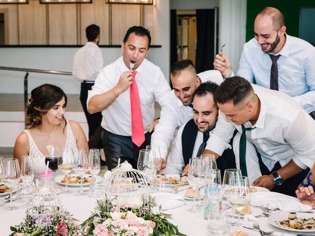 La boda de Rubén y Desi en Cambrils, Tarragona 56