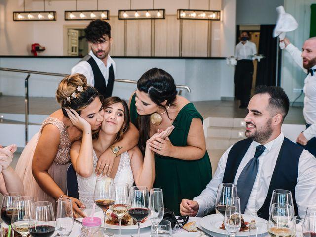 La boda de Rubén y Desi en Cambrils, Tarragona 58