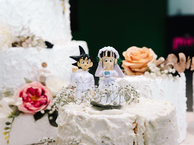 La boda de Rubén y Desi en Cambrils, Tarragona 66