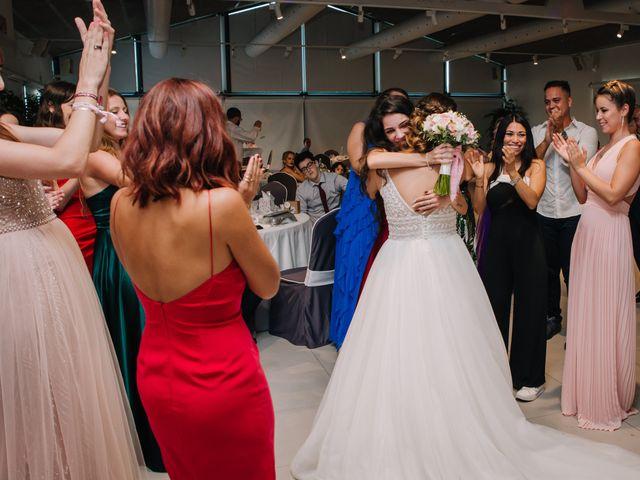 La boda de Rubén y Desi en Cambrils, Tarragona 69