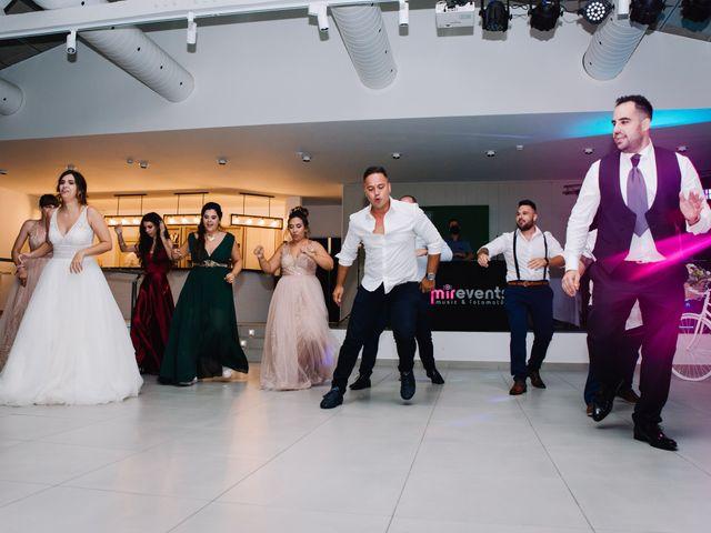 La boda de Rubén y Desi en Cambrils, Tarragona 72