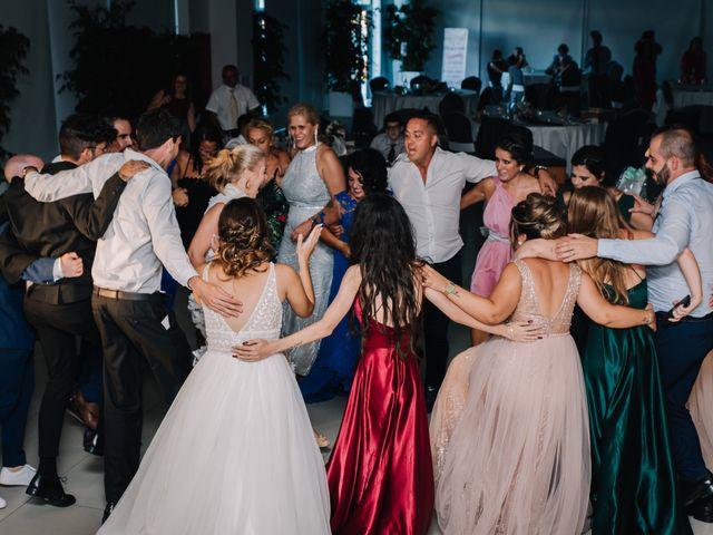 La boda de Rubén y Desi en Cambrils, Tarragona 73