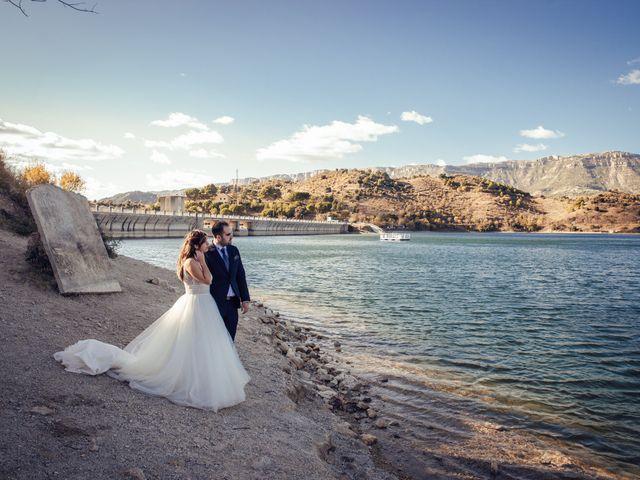 La boda de Rubén y Desi en Cambrils, Tarragona 80