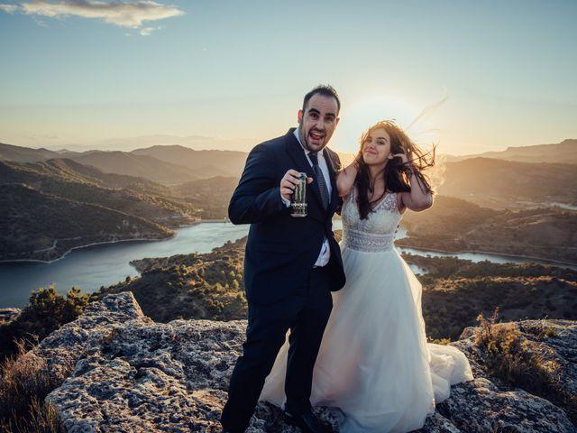 La boda de Rubén y Desi en Cambrils, Tarragona 95