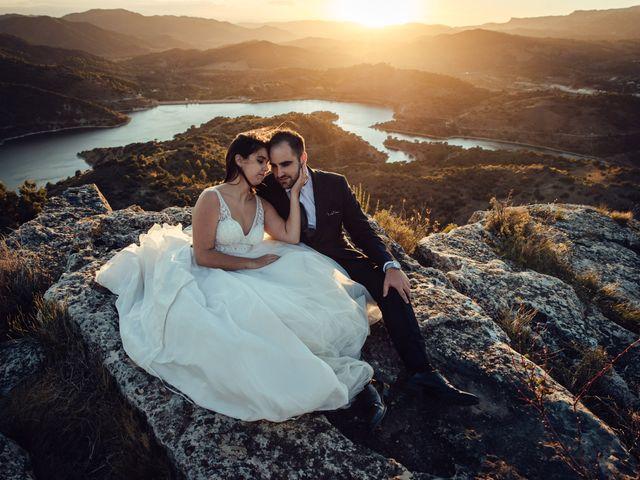 La boda de Desi y Rubén