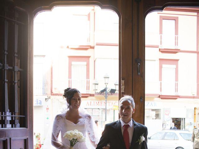 La boda de Felix y Rocío en Badajoz, Badajoz 21