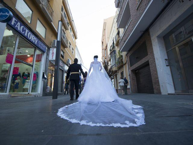 La boda de Felix y Rocío en Badajoz, Badajoz 30