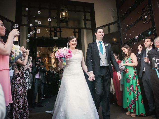 La boda de Pablo y Ane en Madrid, Madrid 2