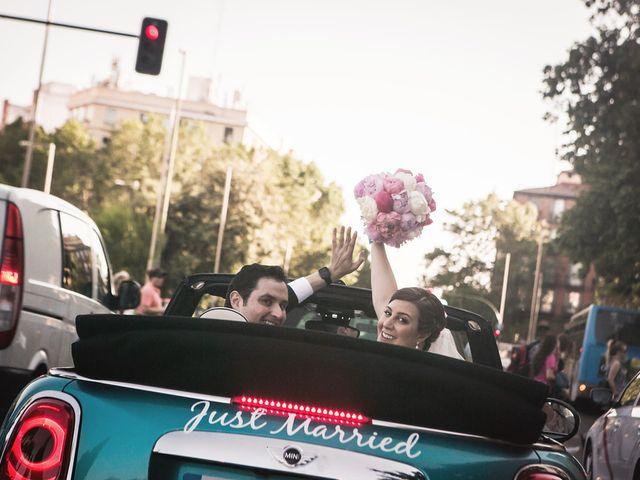 La boda de Pablo y Ane en Madrid, Madrid 3