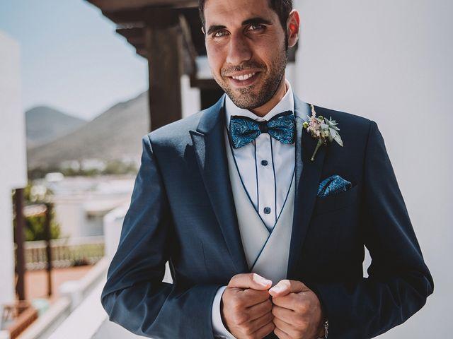 La boda de Javier y Laura en San Jose, Almería 35