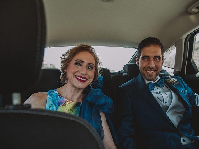 La boda de Javier y Laura en San Jose, Almería 36