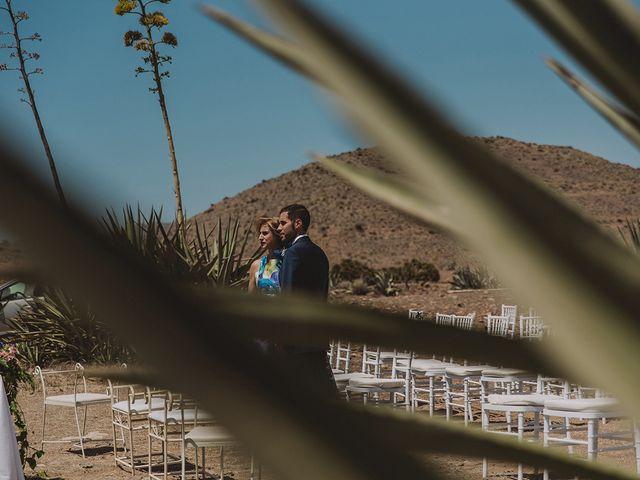 La boda de Javier y Laura en El Cabo De Gata, Almería 39