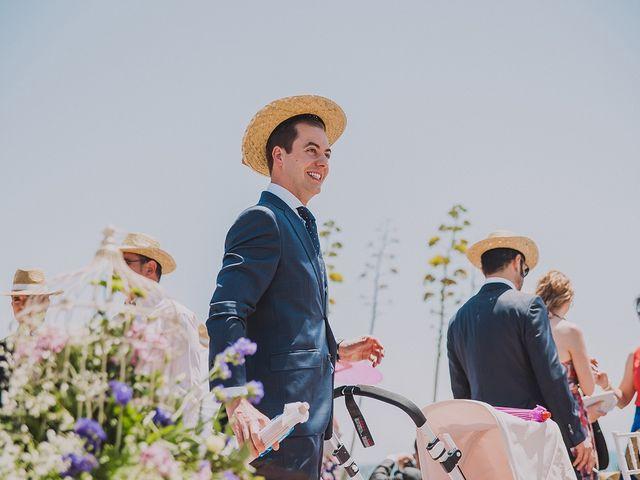 La boda de Javier y Laura en San Jose, Almería 41