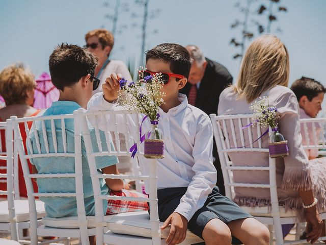 La boda de Javier y Laura en El Cabo De Gata, Almería 42