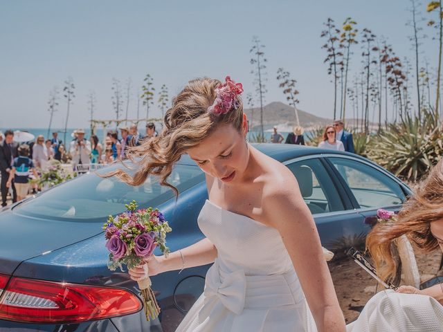 La boda de Javier y Laura en El Cabo De Gata, Almería 45