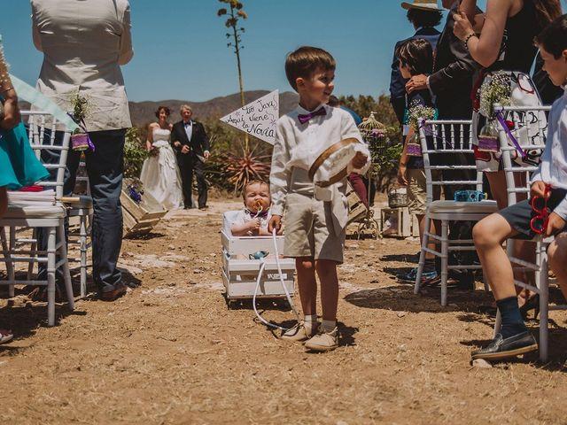 La boda de Javier y Laura en San Jose, Almería 46