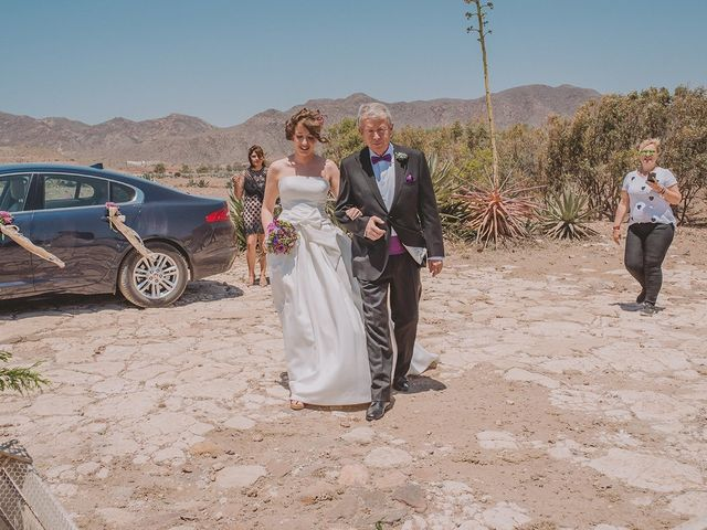 La boda de Javier y Laura en El Cabo De Gata, Almería 47