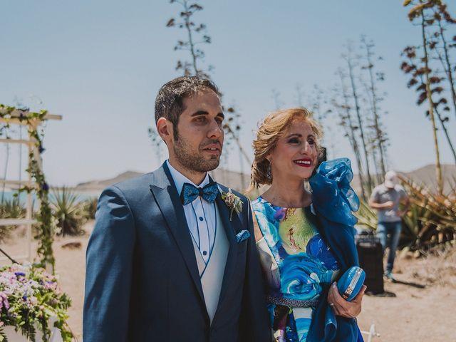 La boda de Javier y Laura en San Jose, Almería 48
