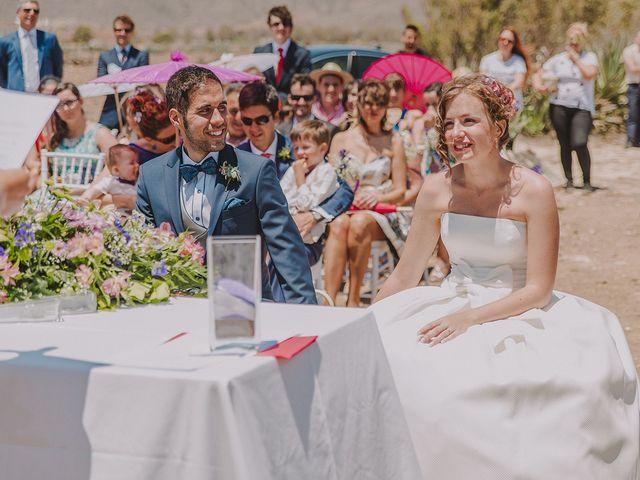 La boda de Javier y Laura en El Cabo De Gata, Almería 51