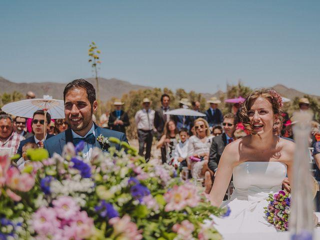 La boda de Javier y Laura en El Cabo De Gata, Almería 52