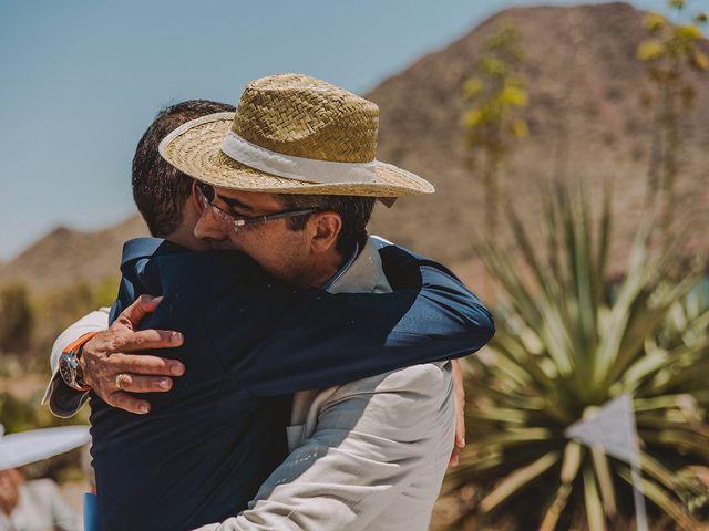 La boda de Javier y Laura en San Jose, Almería 54