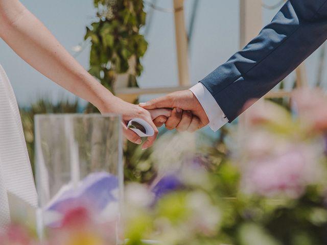 La boda de Javier y Laura en San Jose, Almería 57